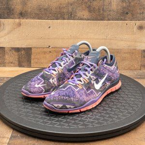 Nike Free TR Fit 4 Womens Athletic Shoes Size 7